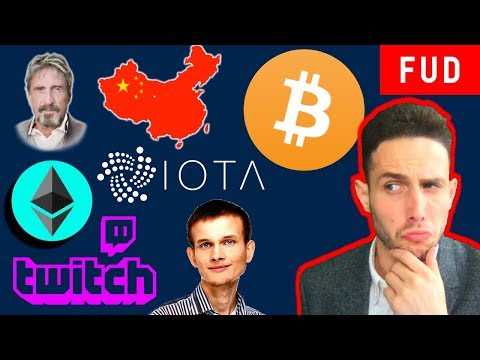 When Is The Next Bull Run? Ethereum Scaling with Plasma! Twitch TV Bitcoin Tipping, IOTA Qubic