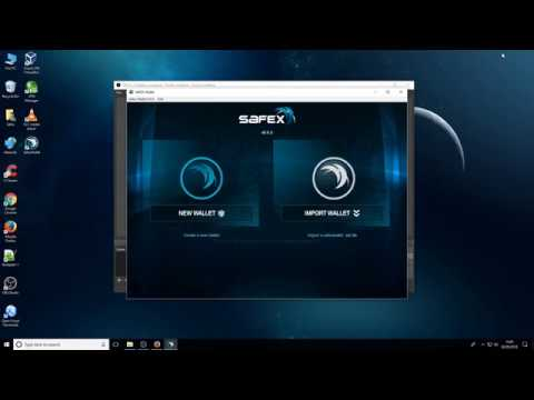Backing up and restoring your Safex Wallet – Safex News