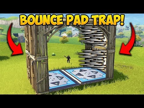*NEW* BOUNCER PAD BEST PLAYS! – Fortnite Funny Fails and WTF Moments! #218 (Daily Moments)