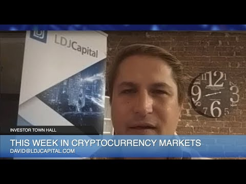 David Drake Cryptocurrency Market Update & The Soho Loft Crypto Accelerator