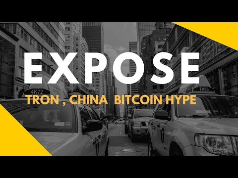 EXPOSE AND UPDATE | ETHEREUM, TRON, CHINA BITCOIN HYPE, BINANCE BNB