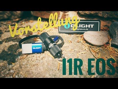 Neuheit: Olight i1R EOS Vorstellung | Taschenlampe | EDC