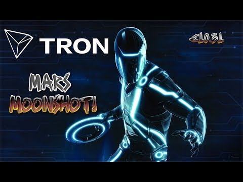 TRON (TRX) Is Heading Towards Mars!! Here's Why!