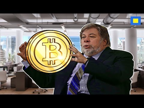 Bitcoin Is 'The Only Digital Gold' – Steve Wozniak