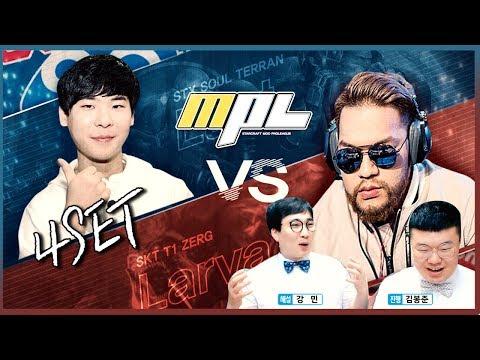★무 프로리그 8강 A조 4경기★ STX Soul 김성현 VS SKT1 임홍규 ★ MOO Starcraft PROLEAGUE MPL 봉준