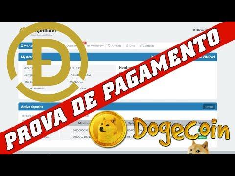 DogeMiner /Mineradora de Dogecoin /1 DH/s de Bônus / Semelhante a DogeMiner/ PROVA DE PAGAMENTO