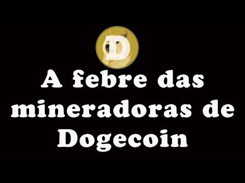 Dogeminer.ME nova mineradora de Dogecoin 4,75% ao dia!