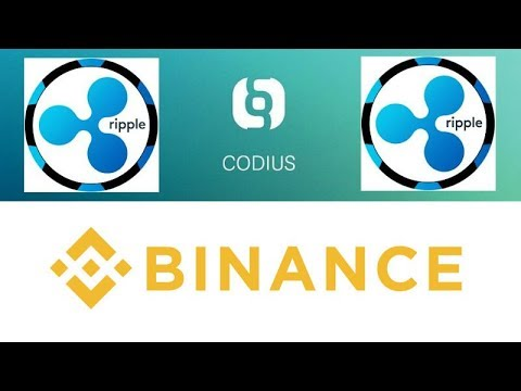 Ripple Codius Smart Contract Tool vs Ethereum – Binance Gets Malta Bank Account Fiat Pairing Soon!