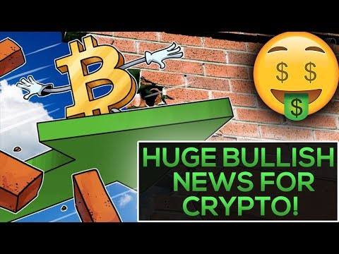 Huge Bullish News For Cryptos!!! + Binance Coin Surge & Big Money