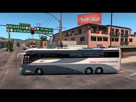 BUS VOLVO 9700 Grand ETN | Ruta de Fresnillo Zacatecas a Durango Capital