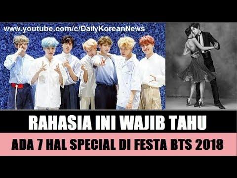 ARMY WAJIB TAHU?!  ADA 7 HAL SANGAT SPECIAL PERAYAAN FESTA BTS 2018 ANNIV BTS YANG KE 5 TAHUN