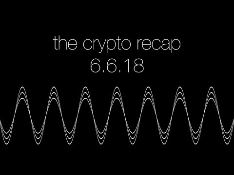 🌎 bitcoin technical analysis 6.6.18 (eos + cardano + stellar + iota)