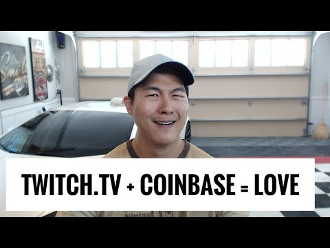 Twitch.TV + Coinbase = More Tipping Options like Bitcoin Cash and Bitcoin Core!…