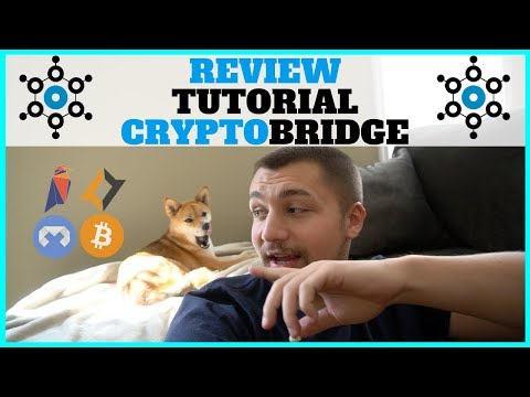 CryptoBridge Review & Tutorial – Up & Coming Decentralized Cryptocurrency Exchange?