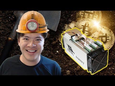 Mining in June 2018 (Bitcoin, Ethereum, Monero)