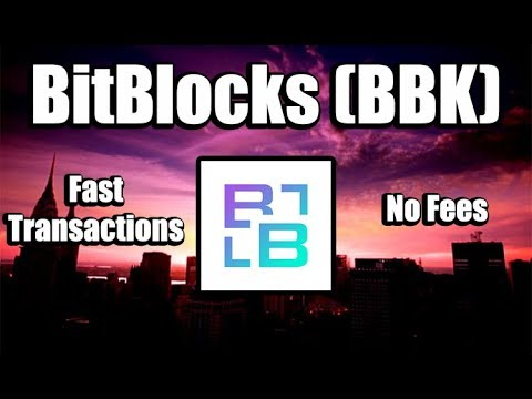 What is BitBlocks (BBK)? Send/receive payments within seconds! [Cryptocurrency | Altcoin | Bitcoin]