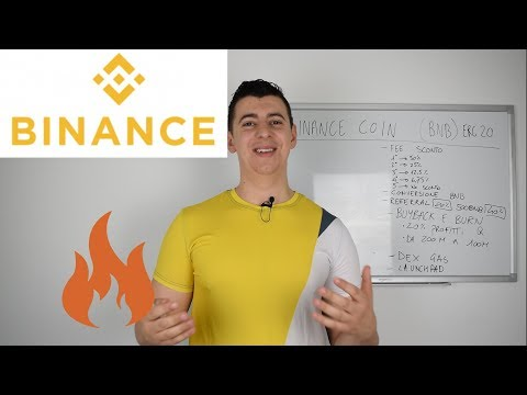 Binance Coin (BNB) Exchange – Come funziona risparmio fee,  buyback & burn