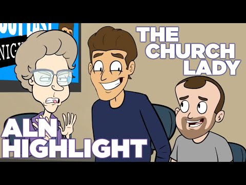 The Church Lady's Honest Thoughts on The About Last Night w/ Ada, Ray & Brad Williams
