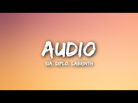 LSD – Audio (Lyrics) ft. Sia, Diplo, Labrinth
