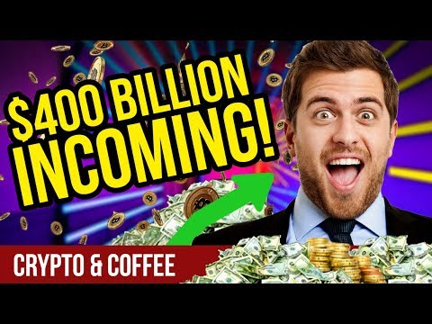 $400 Billion Market Cap? – CryptoCurrency Market News – Crypto Market