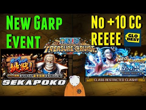 "New Garp ""Secret"" Garp Event (JP) 