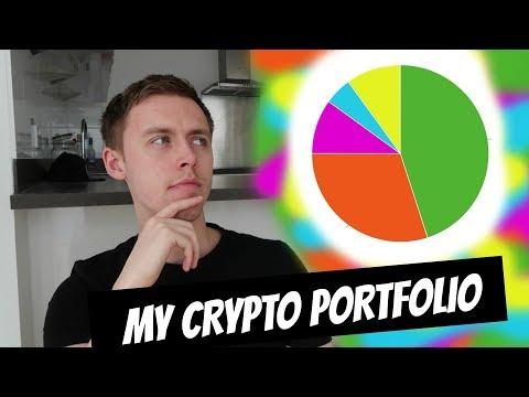 UPDATE: My Cryptocurrency Portfolio – 2018 Edition