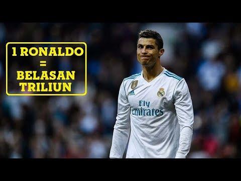 GiL4! Madrid Siap Lepas Ronaldo, Asal Ada yang Bersedia Membayar Belasan Triliun