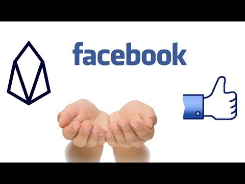 EOS Launch Update, Facebook Business Model & EOS Charity Dapp