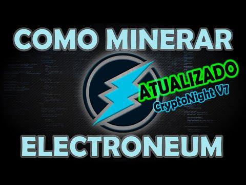 🛑 Como minerar Electroneum no PC com CPU e GPU – ATUALIZADO – CryptoNightV7! Tutorial 2018