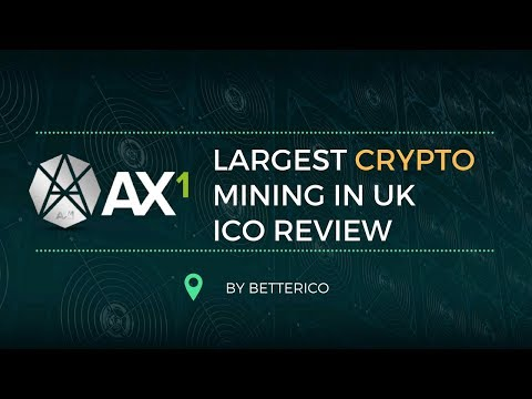 Ax1Project: Largest CryptoMining Operation Review by BetterICO