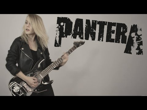 Pantera – 5 minutes alone / Ada cover