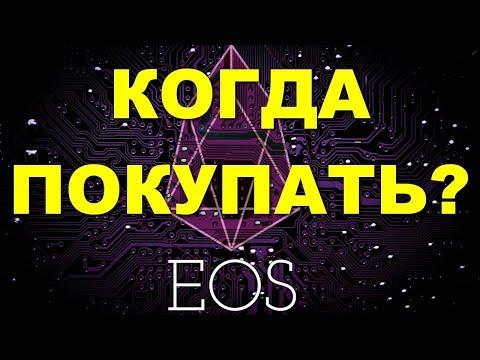 Кто управляет блокчейном EOS? Когда покупать EOS?