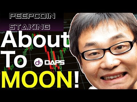 Peepcoin/Dapscoin About to Breakout, SEC Bullish on Cryptocurrency? | Crypto Trading No̲ 3
