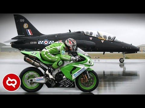Hampir Gak Masuk Akal! 10 MOTOR SPORT TERCEPAT DI DUNIA Ada Pakai Minyak Tanah