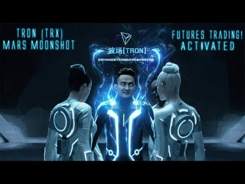 TRON (TRX) Stops ERC20 Trading And Joins Forex Futures Market!