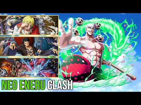 Neo Eneru Clash – All Variations (Powerhouse, Cerebral, Driven)