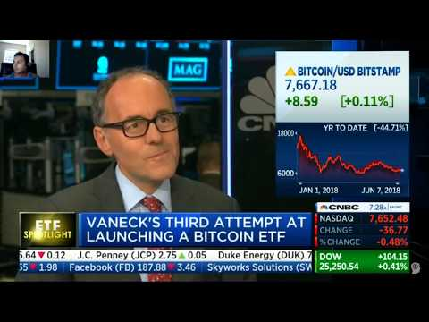 Large Investors to Enter Cryptocurrency Market!? | CNBC Fast Money