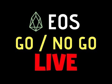 EOS Go / No Go Meeting Vote LIVE