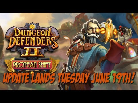 DD2 Update News! Protean Shift Expansion Revealed!
