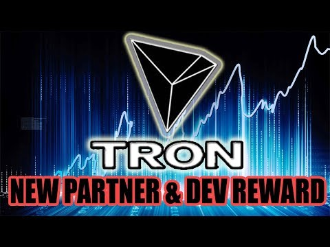 NEW Tron Partnership To Help TRX Reach Previous Highs!