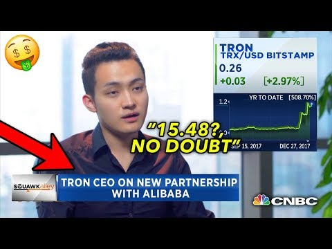 Tron (TRX) HUGE Partnership! *LEAKED PROOF* Tron Expected to Jump to $15.48 After Announcement!?