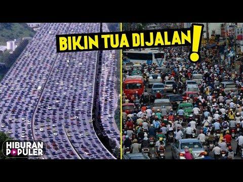 Macet di Jakarta Gak Ada Apa-Apanya! 5 KOTA PALING MACET DI DUNIA