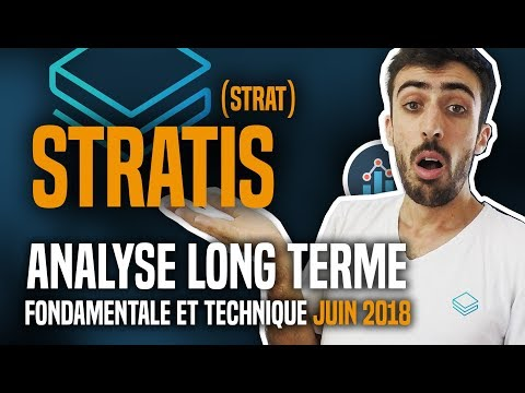 Stratis (STRAT) : Analyse long terme (fondamentale et technique) JUIN 2018