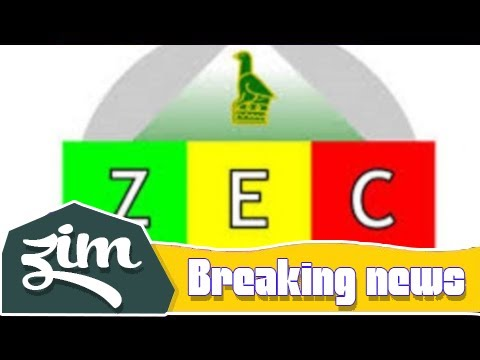 ZEC boss seriously outraged Zimbabwe | Breaking News