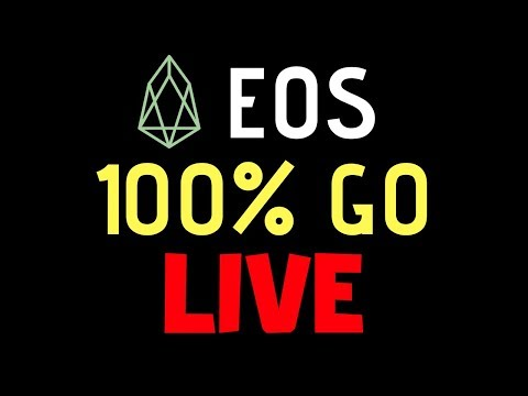 EOS 100% GO – What Happens Now