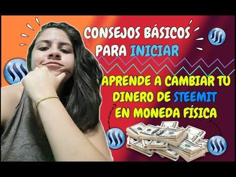 Consejos básicos para steemit y explicación para cambiar tu dinero a Bolívares. |MAYVIL