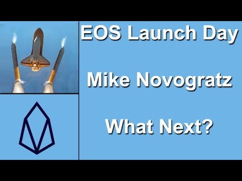 EOS Launch Day