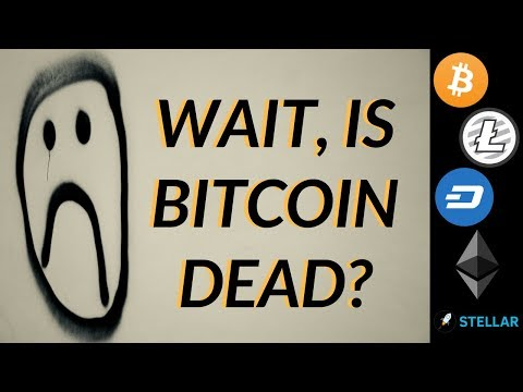 Are Bitcoin and Cryptocurrency Dead?