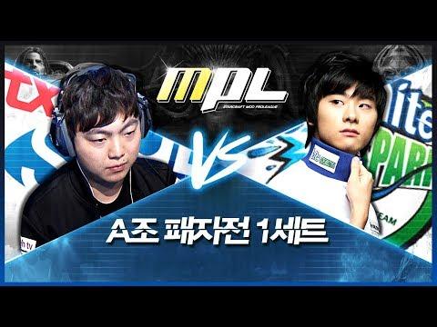 ★무 프로리그 A조 패자전 1경기★ 'STX Soul' 김윤중 VS '스파키즈' 김학수★ MOO Starcraft PROLEAGUE MPL