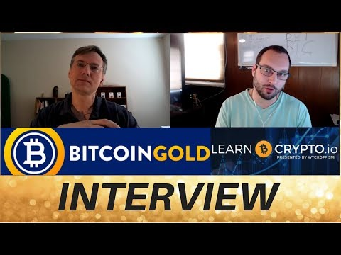 Bitcoin Gold Interview – %51 Attack – Future of BTG Plus More!